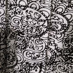 Haani Dresses - Haani woman black white floral dress